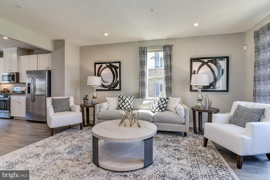 Living Room - QUICK MOVE IN MOZART, NEW MARKET