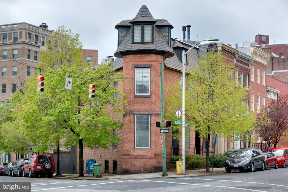 Single Family for Sale at 845 Park Ave Baltimore, Maryland 21201 United States