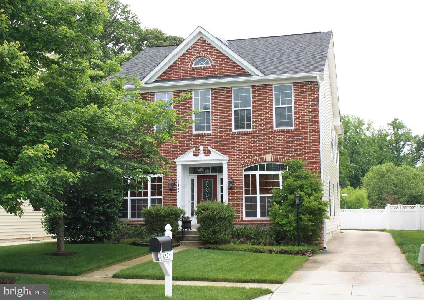 Photo of home for sale at 3296 Mulberry Street, Edgewater MD