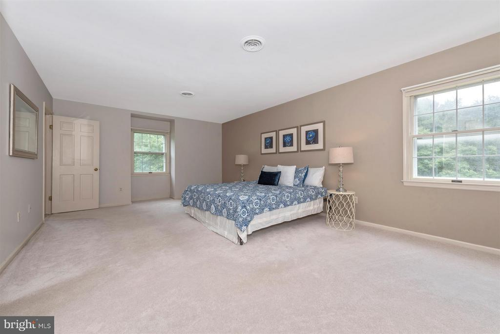 Huge Master Bedroom! 13 x 20 ft! - 12403 HILL CT, MOUNT AIRY