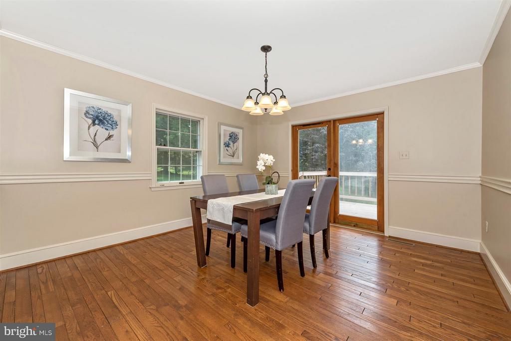 Beautiful Hardwood Flooring! - 12403 HILL CT, MOUNT AIRY