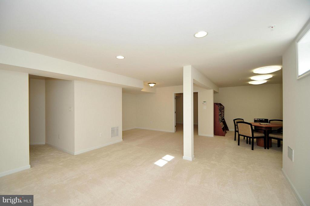 Basement - 724 NORTH CHANNEL DR, GLEN BURNIE