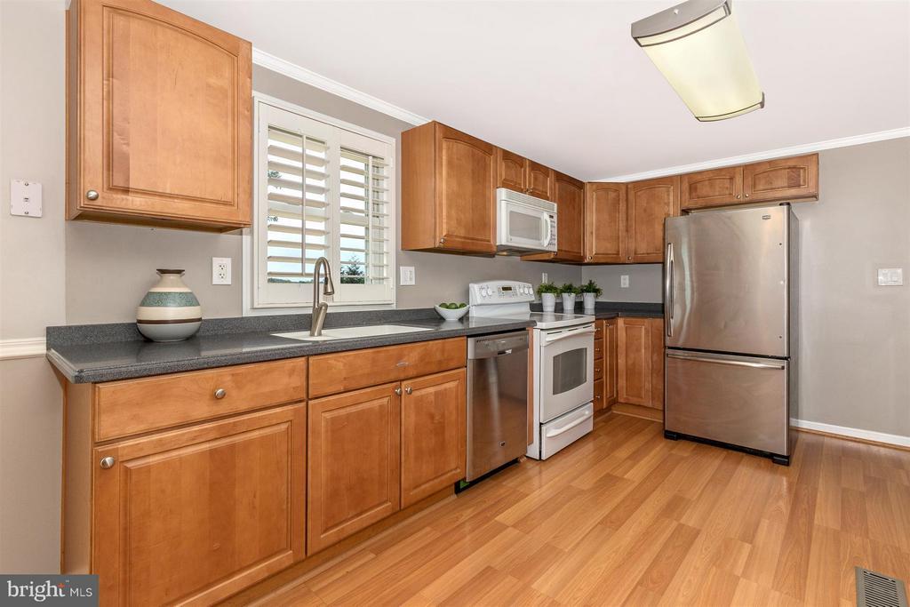 Kitchen - 12033 LUCEY RD, THURMONT