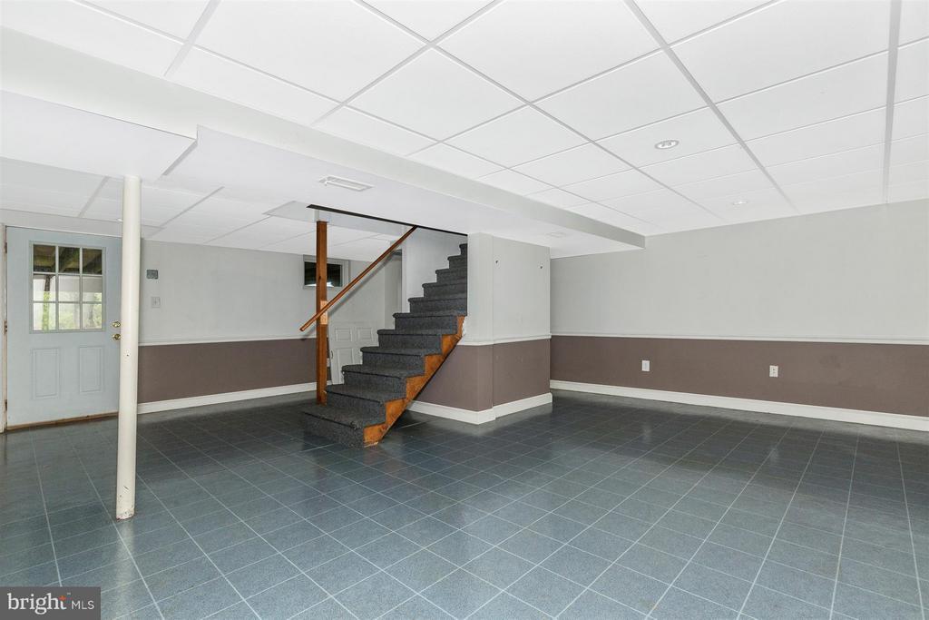 Basement - 12033 LUCEY RD, THURMONT