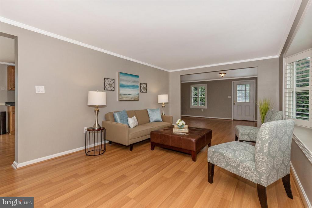 Living Room - 12033 LUCEY RD, THURMONT
