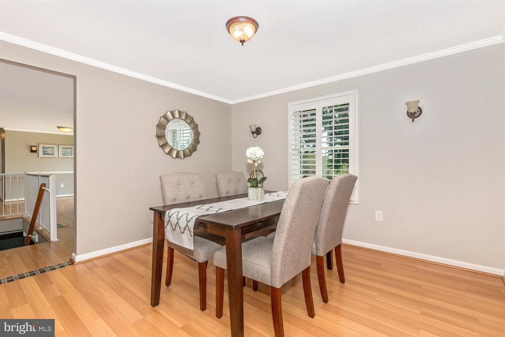 Dining Room - 12033 LUCEY RD, THURMONT