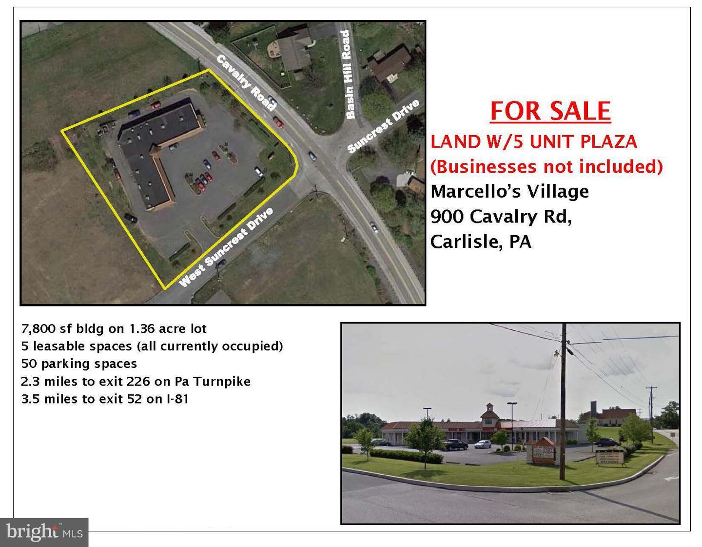 Retail for Sale at Carlisle, Pennsylvania 17013 United States
