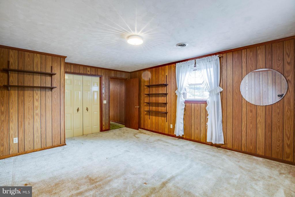 Basement - 5910 CONCORD DR, FREDERICKSBURG