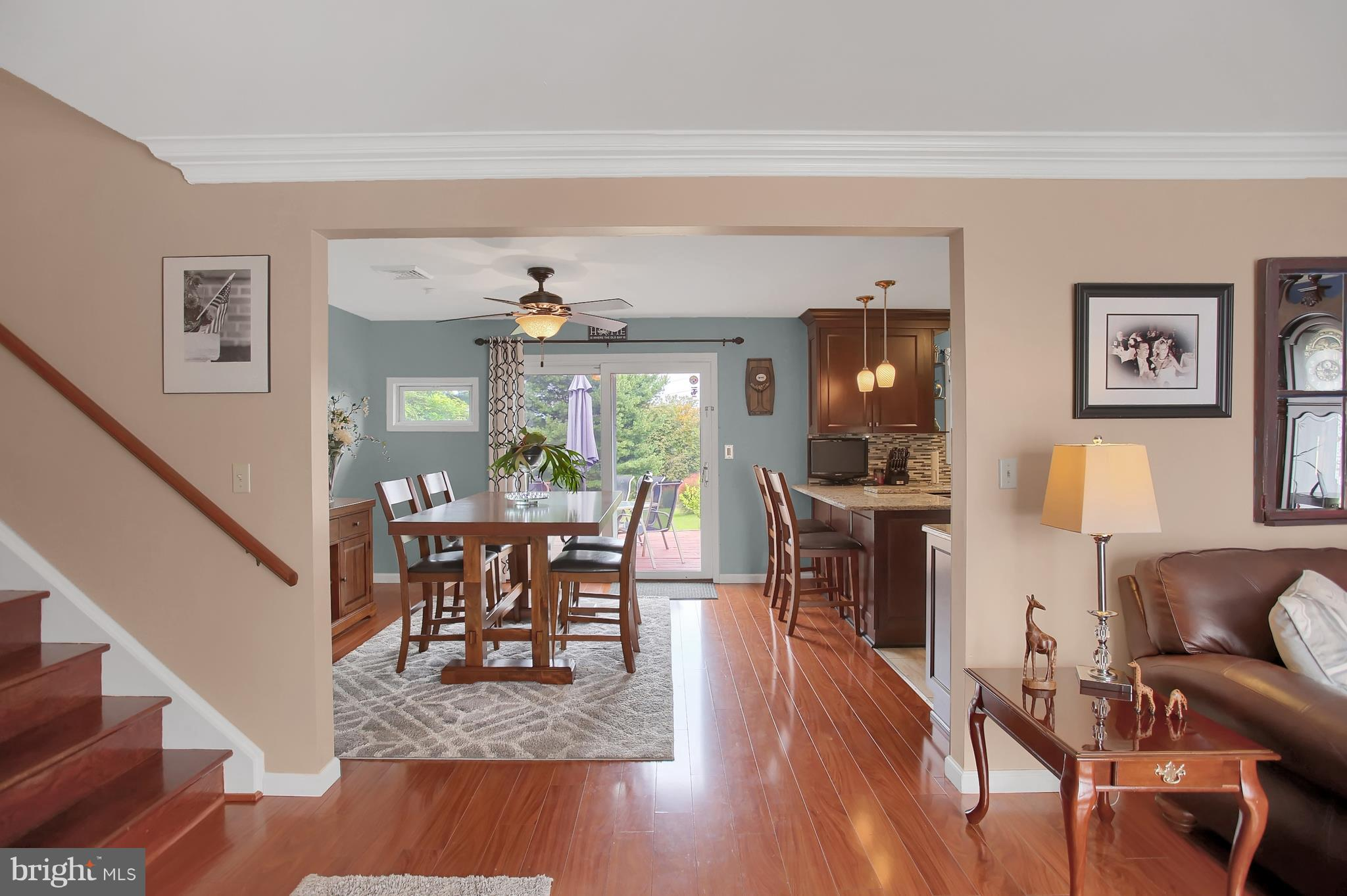 Great Open Entertaining Space