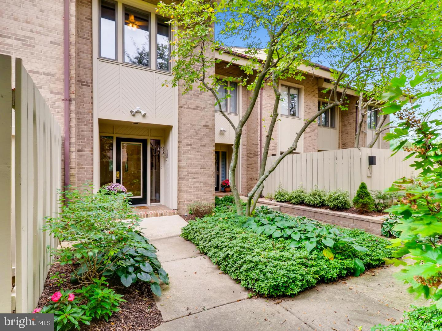 Photo of home for sale at 5712 Visitation Way, Baltimore MD