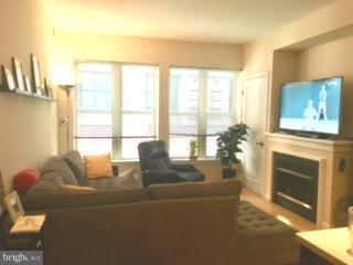 Living Room - 715 6TH ST NW #205, WASHINGTON