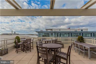 Exterior Rooftop - 715 6TH ST NW #205, WASHINGTON