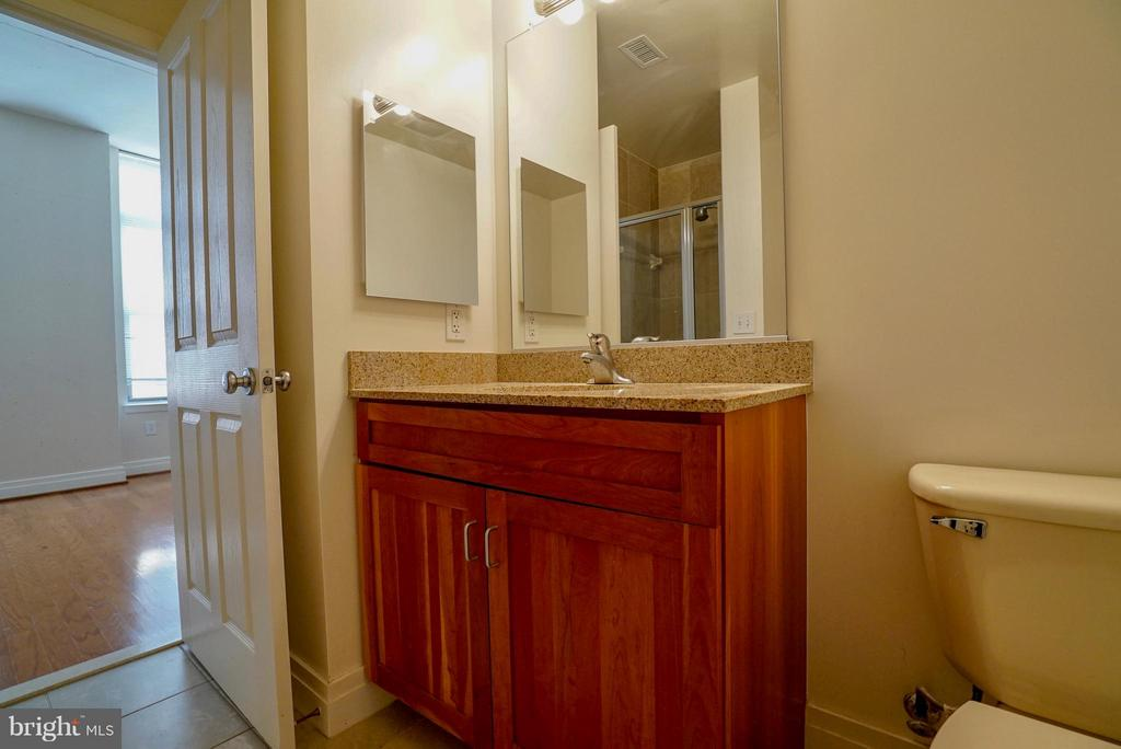 Master bathroom - 1205 GARFIELD ST #408, ARLINGTON