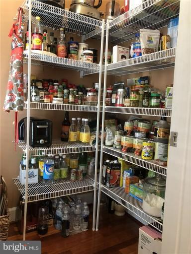 Walk-in pantry - 2607 S KENMORE CT, ARLINGTON