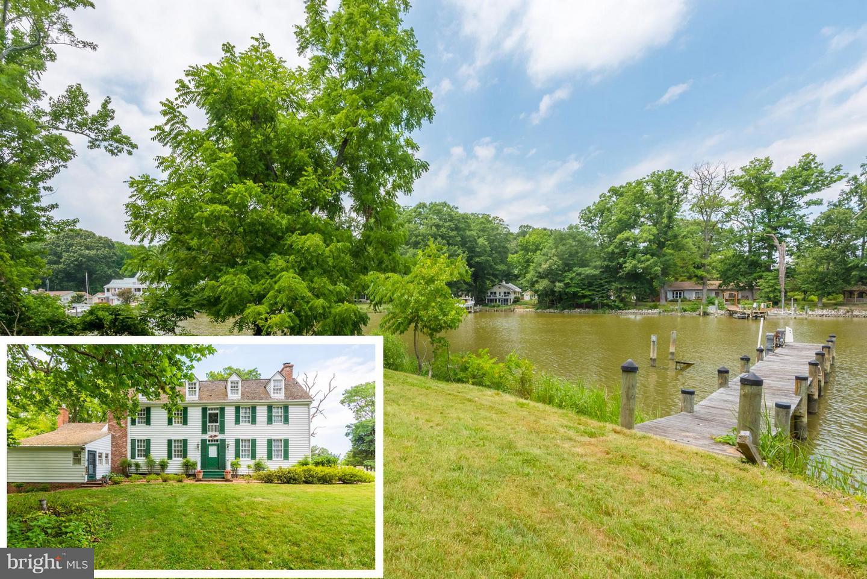Farm for Sale at 670 Plantation Blvd West River, Maryland 20778 United States