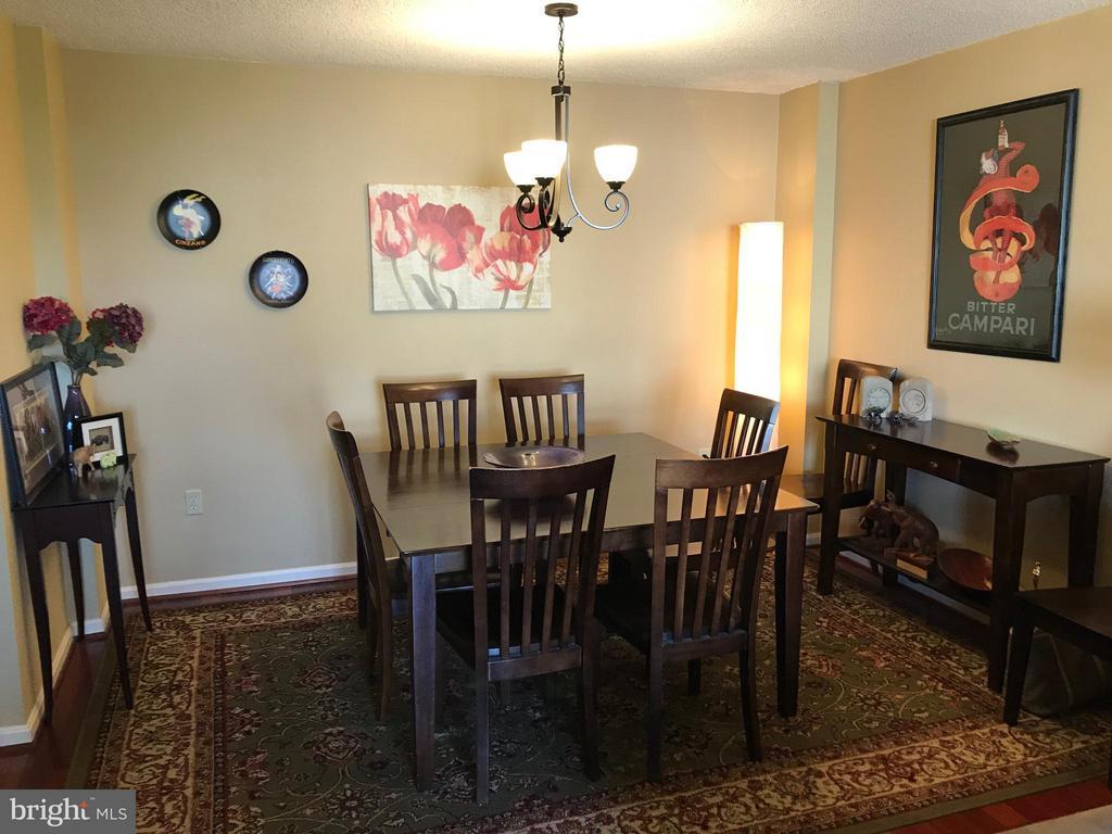 Dining Room - 5300 HOLMES RUN PKWY #1216, ALEXANDRIA