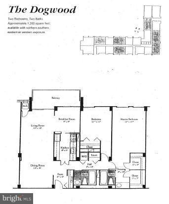 Interior (General) - 5300 HOLMES RUN PKWY #1216, ALEXANDRIA
