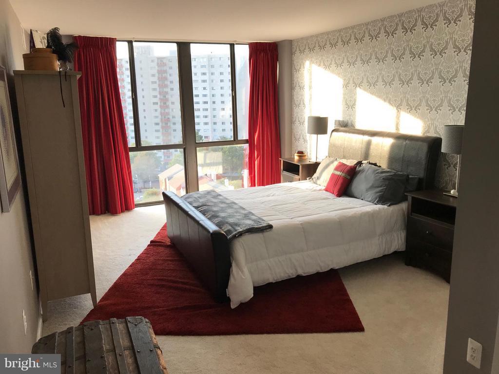 Bedroom (Master) - 5300 HOLMES RUN PKWY #1216, ALEXANDRIA