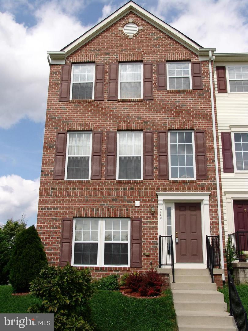 Other Residential for Rent at 743 Sherman Rd Middle River, Maryland 21220 United States