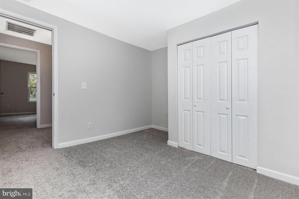 Bedroom 3. New carpet & paint. - 12543 BRANDENBURG HOLLOW RD, MYERSVILLE