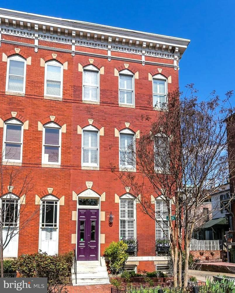 Single Family for Sale at 1303 John St Baltimore, Maryland 21217 United States