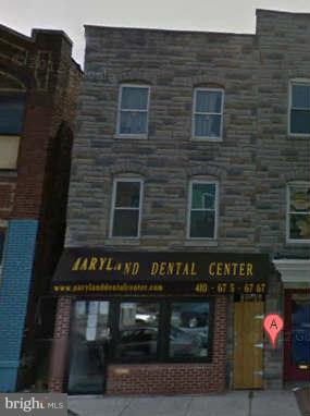 Commercial for Sale at 1725 Eastern Ave Baltimore, Maryland 21231 United States
