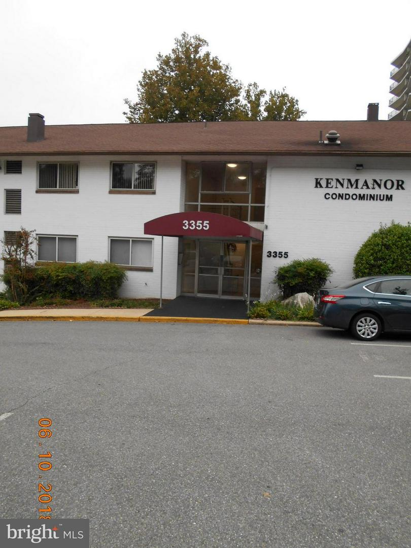 Other Residential for Rent at 3355 University Blvd #203 Kensington, Maryland 20895 United States