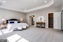 Bedroom (Master) - 8418 DOYLE DR, ALEXANDRIA