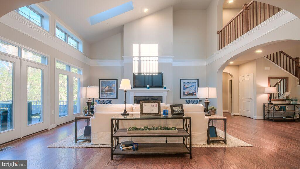 Great Room - 10382 SPRINGSIDE TER, IJAMSVILLE