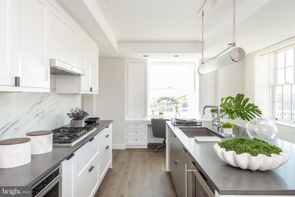 Kitchen - 2660 CONNECTICUT AVE NW #6C, WASHINGTON