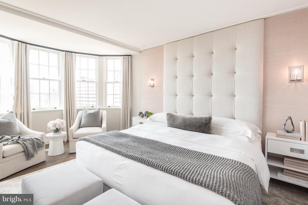 Bedroom (Master) - 2660 CONNECTICUT AVE NW #6C, WASHINGTON