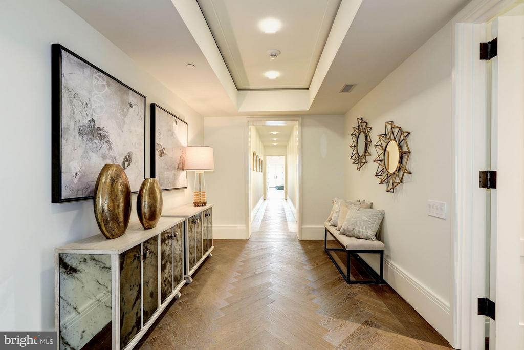 Expansive Entry - 2660 CONNECTICUT AVE NW #6F, WASHINGTON