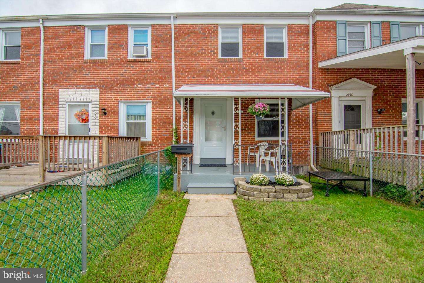 Photo of home for sale at 2158 Coralthorn Road, Baltimore MD