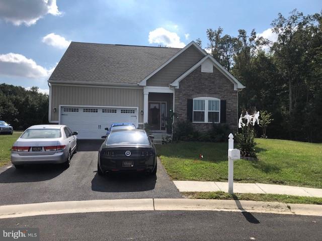 Single Family Homes para Venda às 433 TUNBRIDGE Court Millsboro, Delaware 19966 Estados Unidos