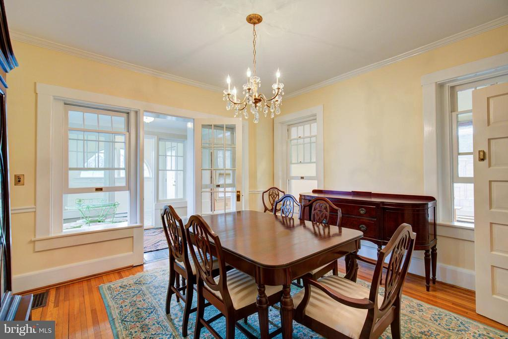 Dining Room - 311 STONEWALL AVE, WINCHESTER