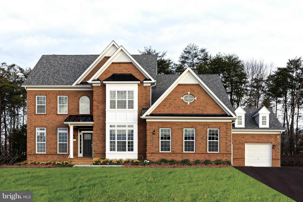 Exterior (Front) - 4106 ETHAN MANOR RD, CLINTON
