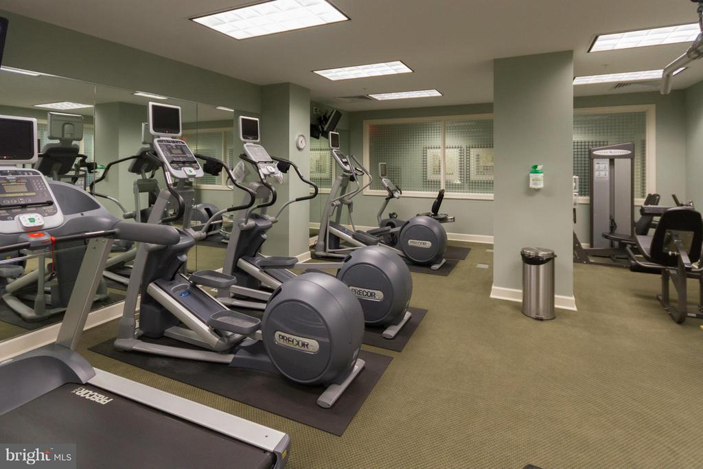 Fitness Center - Cardio - 1915 TOWNE CENTRE BLVD #1202, ANNAPOLIS
