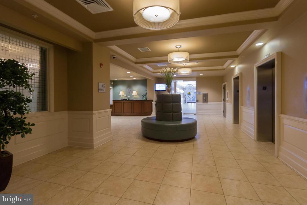 2nd Floor Lobby Area - 1915 TOWNE CENTRE BLVD #1202, ANNAPOLIS