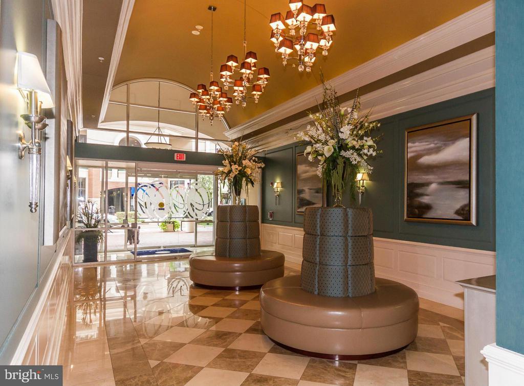 1st Floor Lobby Area - 1915 TOWNE CENTRE BLVD #1202, ANNAPOLIS
