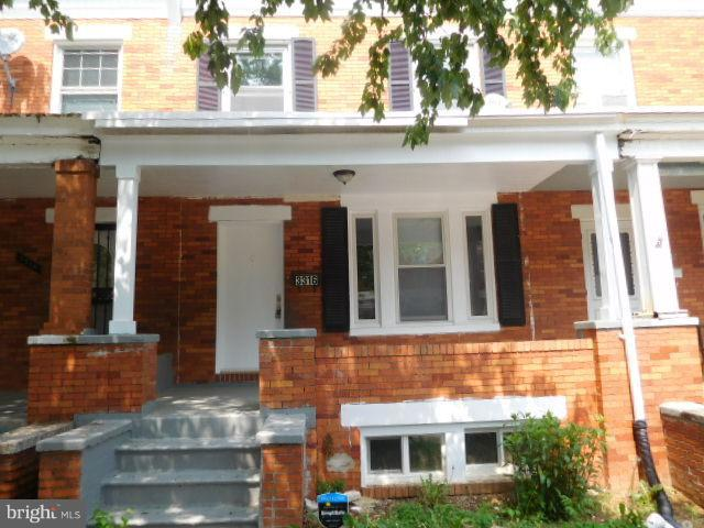Other Residential for Rent at 3316 Ramona Ave Baltimore, Maryland 21213 United States