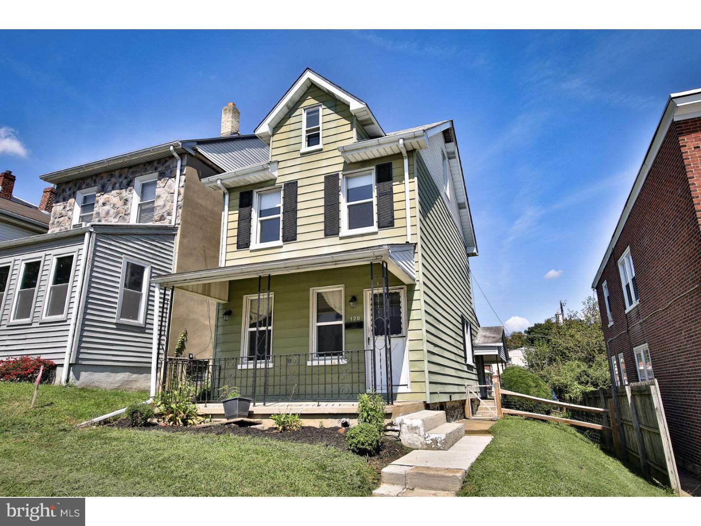 Single Family Home for Rent at 128 E 9TH Avenue Conshohocken, Pennsylvania 19428 United States