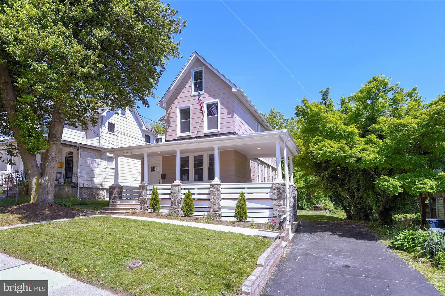 Single Family for Sale at 522 Rossiter Ave Baltimore, Maryland 21212 United States