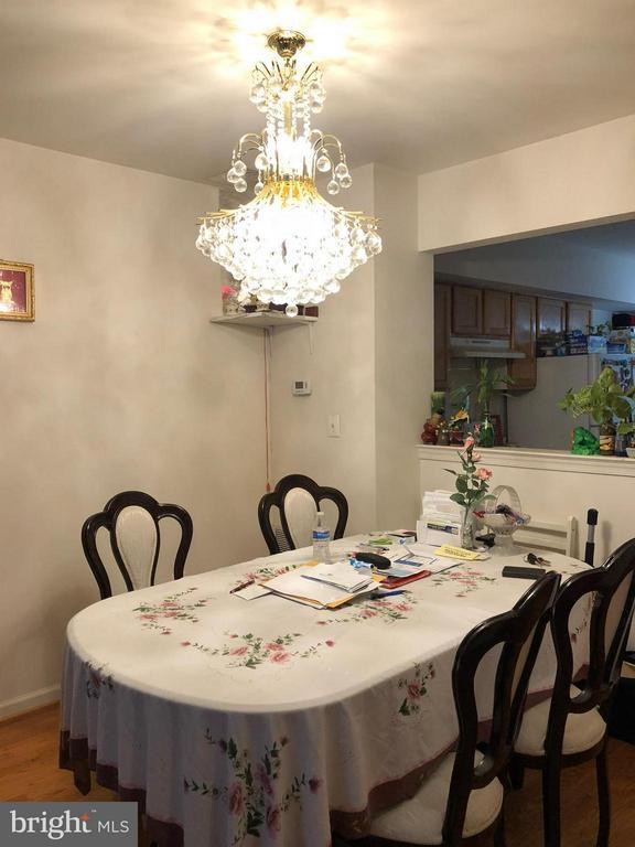 Dining Room - 2014 UNIVERSITY BLVD #7, WHEATON