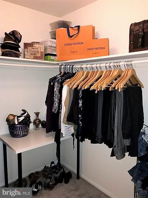 Master Bedroom Walk In Closet - 9808 47TH PL #304, COLLEGE PARK