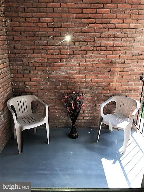Exterior Patio - 9808 47TH PL #304, COLLEGE PARK