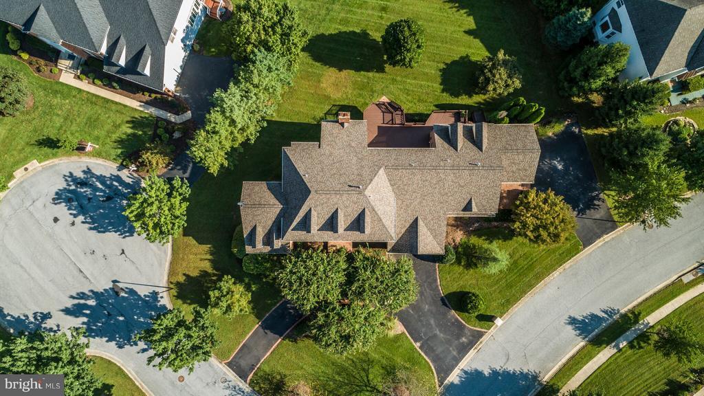 Exterior Drone View - 5580 BROADMOOR TER N, IJAMSVILLE