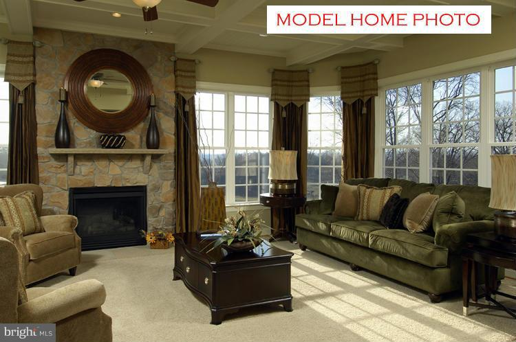 Family Room - 1 WHISPERING SPRINGS CT, PURCELLVILLE