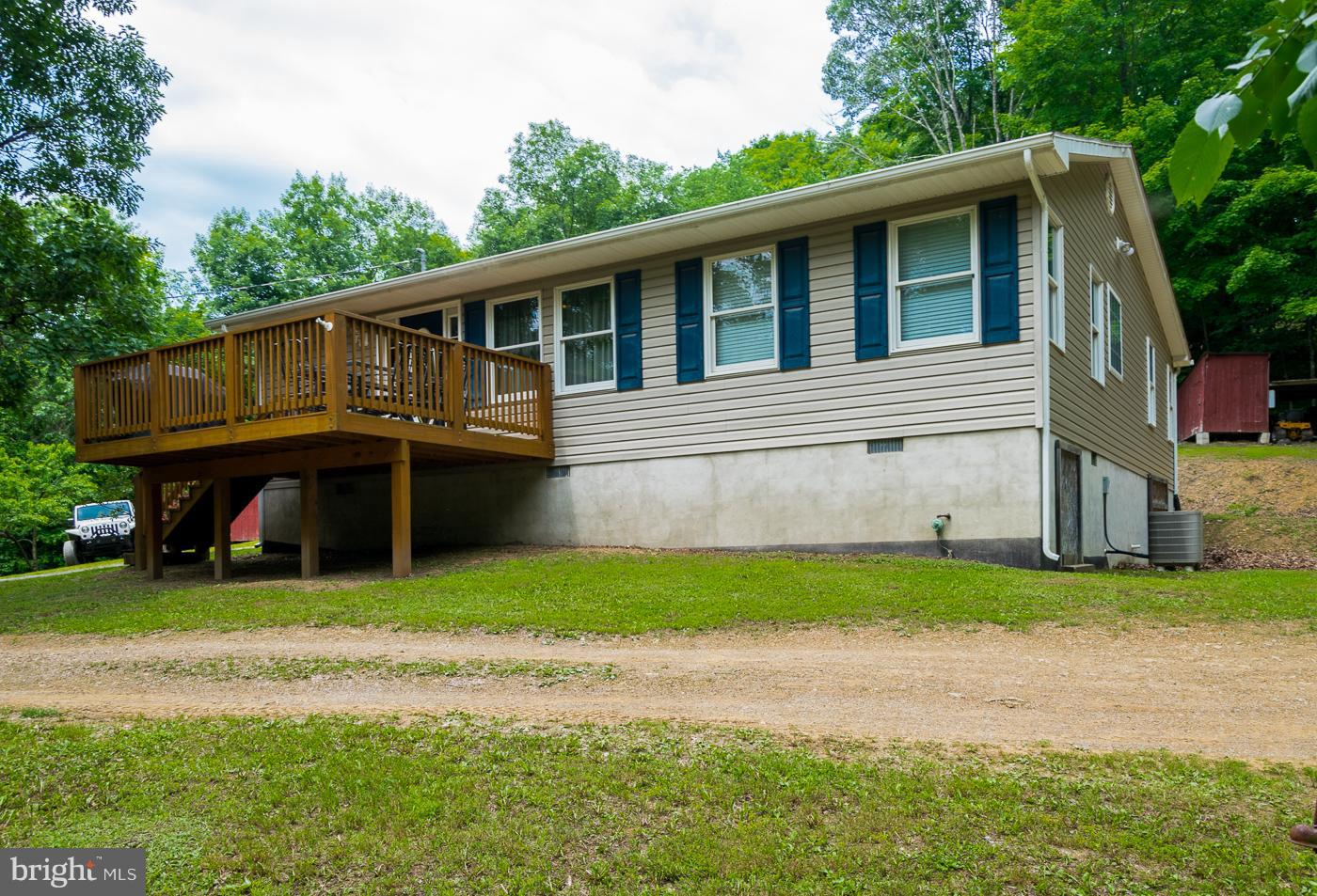 Single Family for Sale at 540 Spartan Ln Shanks, West Virginia 26761 United States
