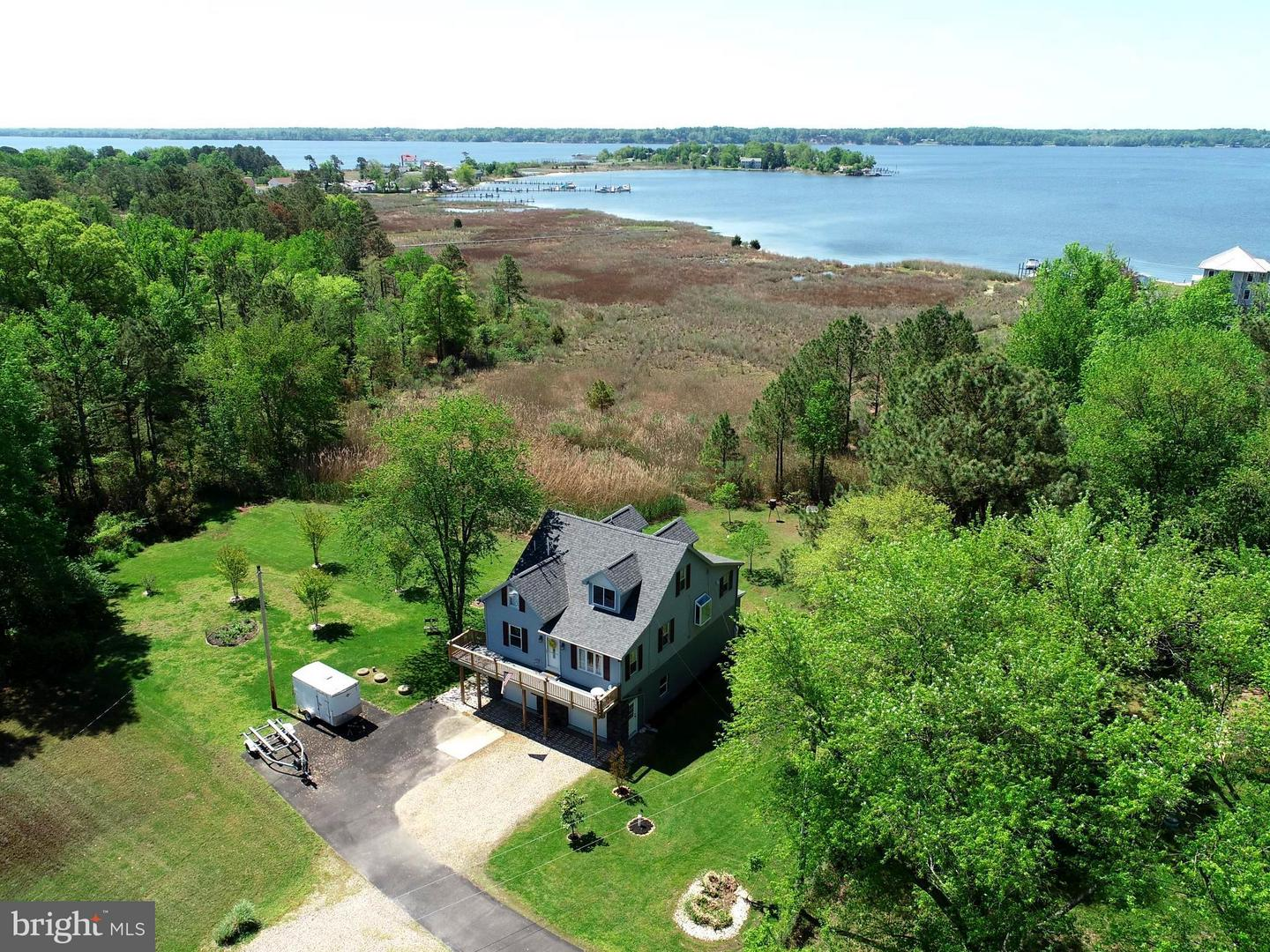 Single Family for Sale at 8610 Patuxent Ave Broomes Island, Maryland 20615 United States