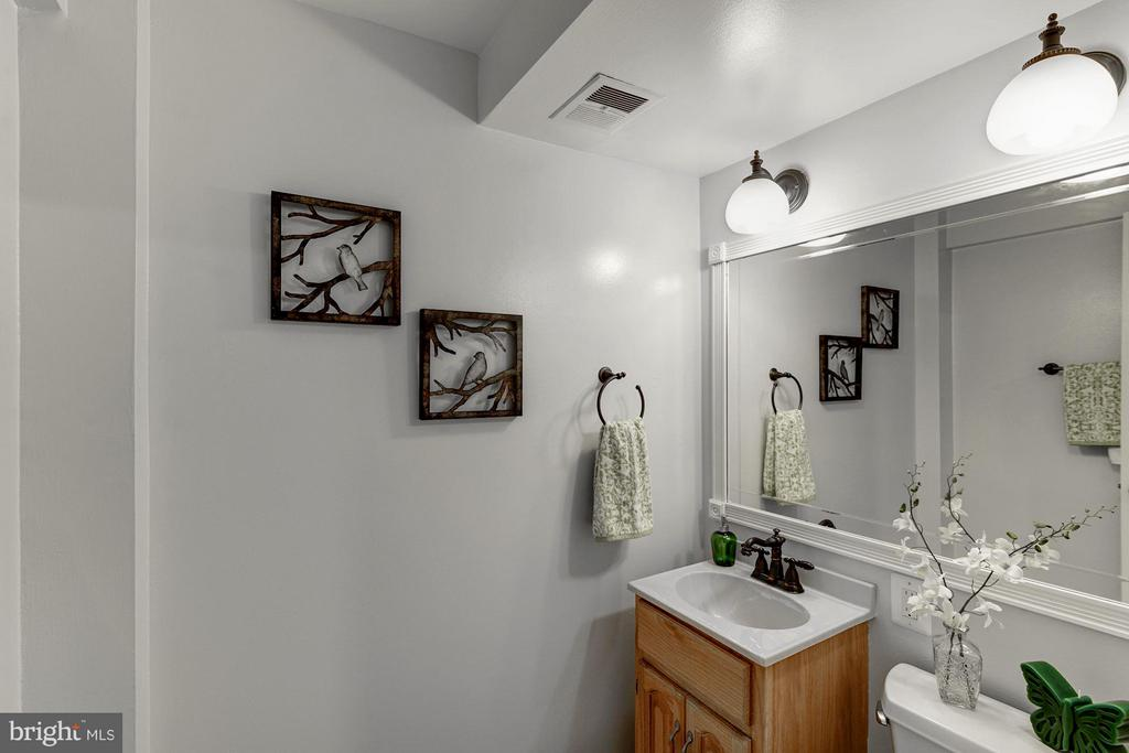 Basement HalfBath - 11406 ORLEANS WAY, KENSINGTON
